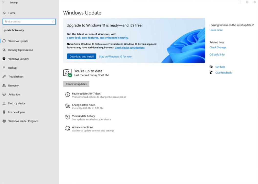 如何从Windows 10免费升级到Windows 11-一点问答